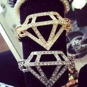 Image of Diamond Link Bracelet 
