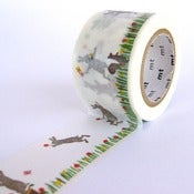 Image of Rabbit & Squirrel - mt Washi Tape