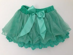 Image of Scalloped Lace Tutu