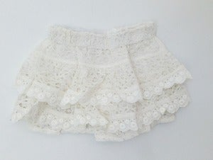 Image of Lace Culottes