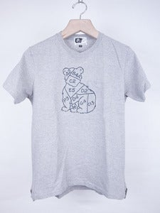 Image of Engineered Garments - Bear Print Tee