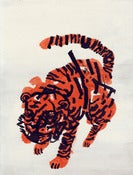 Image of tiger print