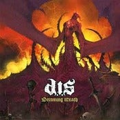 Image of DESTROYED IN SECONDS (D.I.S.) &quot;Becoming wrath&quot; CD (reissue)
