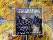 "Image of STAGNATION ""LIVE TERRONOIZE"" CD"