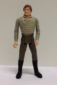 Image of Han Solo (Last 17 figure no Carbonite block)