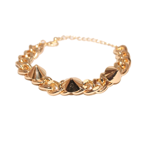 Image of Spiked Chain Bracelet