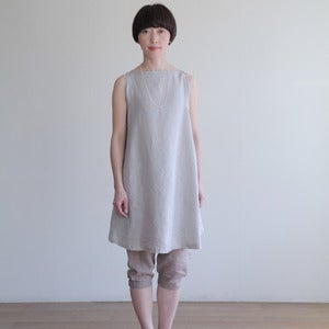 Image of Yvette Tunic: Fog