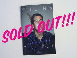 Image of Nolan Hall - Killing The Vibe