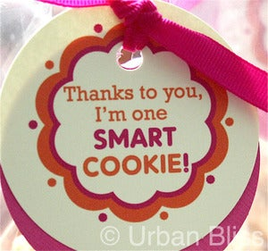 Image of Teacher Gift Printable: Smart Cookie