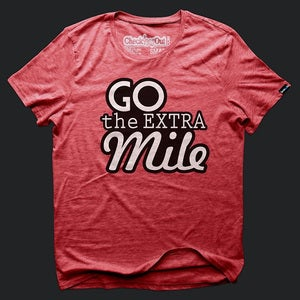 Image of THE EXTRA MILE VINTAGE RED