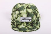 Image of Orchard 5 Panel Hat - Snack Pack Broccoli