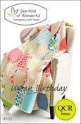 Image of Urban Birthday ~ Pattern #101 (Paper Pattern)
