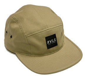 Image of Logo 5-Panel - Khaki