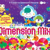 "Image of Various Artists - ""Dimension Mix"" CD"