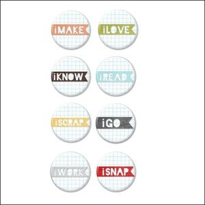 Image of iBanners v2 badge buttons