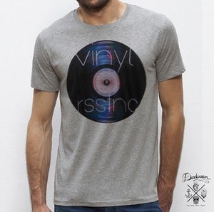 Image of T-shirt Vinyl Resistance gris