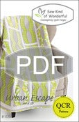 Image of Urban Escape ~ Pattern #105 (PDF Pattern)