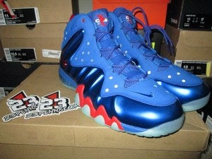 Image of Barkley Posite Max &quot;Sixers&quot; 