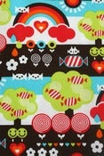 Image of Sweet Days organic cotton jersey (by the half metre)