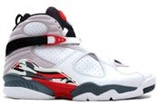 Image of Air Jordan 8 Retro 2013 White/Black-True Red
