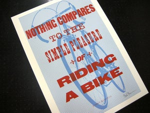 Image of Dynamoworks 'Nothing Compares' print