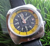 Image of VINTAGE ARVIOS DIVER MANUAL STEEL