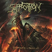 Image of Suffocation-Pinnacle Of Bedlam
