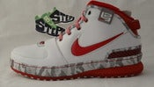 Image of Nike Lebron VI &quot;Ohio State&quot; 