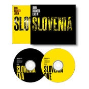 Image of John Digweed Live in Slovenia 2 x CD Limited Signed Slipcase Edition Pre-order