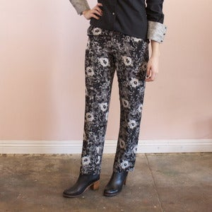 Image of Carrie Parry floral pants