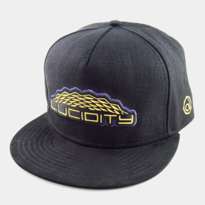 Image of Lucidity Snapback [black]