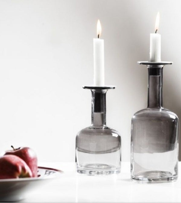 Image of Pava Bottle (Candle Holder &amp; Vase)