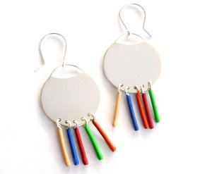 Image of Homage to Mums 80s Earrings
