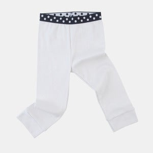 Image of Organic Cotton Leggings - Owl