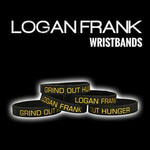 Image of Special Edition - Logan Frank Wristbands