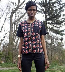 Image of Carmen - RoseBuds Shirt (Limited Edition)