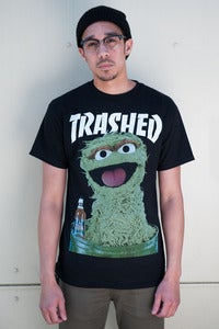 Image of TRASHED TEE
