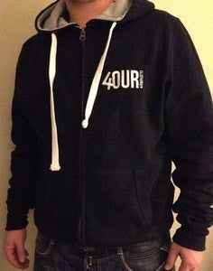 Image of 4OUR Zip Hoodie!
