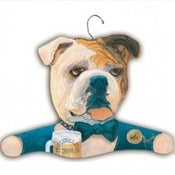 Image of Bulldog Animal Hanger
