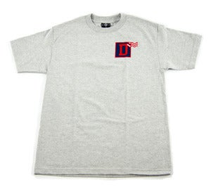 Image of Axis Heather Tee 