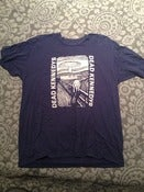 Image of Used Dead Kennedy's &quot;The Scream&quot; Shirt - Blue - M/L