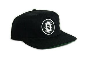 Image of Allies Snapback Black