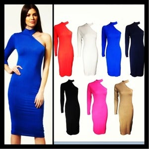 Image of JADORE PENCIL DRESS