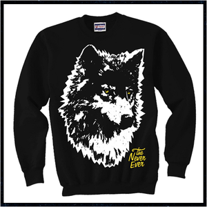 Image of Wolf Crewneck