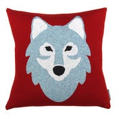 Image of 'Woolf' cushion