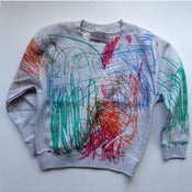 Image of Scribble Sweatshirt