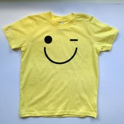 Image of Wink T-shirt - Kids