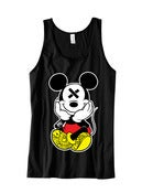 Image of SLOTH'D Mouse Black Tank