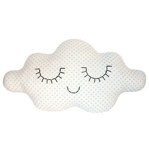 Image of NEW ! Coussin nuage Tendre est la Nuit