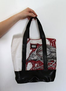 Image of 1975 x EvenOdd x Sweet Meat Co - Sarah C. Rutherford Holcomb Tote